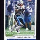 2001 Fleer Focus Football #171 Troy Brown - New England Patriots