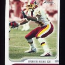 2001 Fleer Focus Football #164 Champ Bailey - Washington Redskins