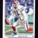 2001 Fleer Focus Football #144 Rob Johnson - Buffalo Bills
