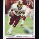 2001 Fleer Focus Football #079 Stephen Davis - Washington Redskins