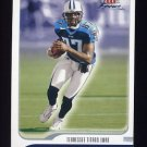 2001 Fleer Focus Football #062 Kevin Dyson - Tennessee Titans
