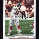 2001 Fleer Focus Football #060 Doug Johnson - Atlanta Falcons