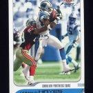 2001 Fleer Focus Football #056 Donald Hayes - Carolina Panthers
