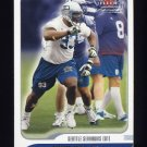 2001 Fleer Focus Football #054 John Randle - Seattle Seahawks