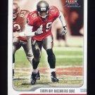 2001 Fleer Focus Football #051 Keyshawn Johnson - Tampa Bay Buccaneers
