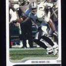 2001 Fleer Focus Football #024 Charles Woodson - Oakland Raiders