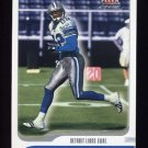 2001 Fleer Focus Football #011 Germane Crowell - Detroit Lions