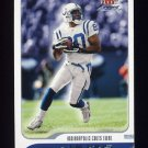 2001 Fleer Focus Football #008 Terrence Wilkins - Indianapolis Colts
