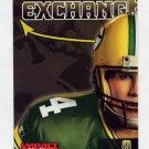 1996 Skybox Premium Brett Favre MVP Lenticular Exchange Card #A