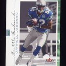 2001 Fleer Genuine Football #113 Darrell Jackson - Seattle Seahawks