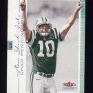 2001 Fleer Genuine Football #101 Chad Pennington - New York Jets