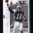 2001 Fleer Genuine Football #041 Vinny Testaverde - New York Jets