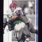 2001 Fleer Genuine Football #038 Sam Cowart - Buffalo Bills