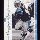 2001 Fleer Genuine Football #016 Brad Hoover - Carolina Panthers