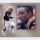 2001 Fleer Legacy Ultimate Legacy #025 Corey Dillon - Cincinnati Bengals /250