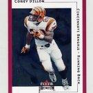 2001 Fleer Premium Star Ruby #184 Corey Dillon - Cincinnati Bengals 003/125
