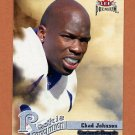 2001 Fleer Premium Rookie Revolution #04 Chad Johnson RC - Cincinnati Bengals