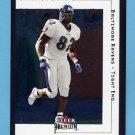2001 Fleer Premium Football #193 Shannon Sharpe - Denver Broncos
