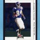 2001 Fleer Premium Football #162 Randy Moss - Minnesota Vikings