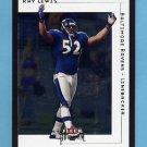 2001 Fleer Premium Football #047 Ray Lewis - Baltimore Ravens