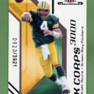 2002 Fleer Maximum Football K Corps #03 Brett Favre - Green Bay Packers 0523/3921