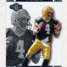 2007 Topps Co-Signers Football #002 Brett Favre - Green Bay Packers