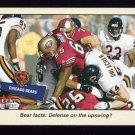 2001 Fleer Tradition Football #344 Chicago Bears TC