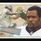2001 Fleer Tradition Football #296 Hugh Douglas - Philadelphia Eagles