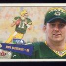 2001 Fleer Tradition Football #280 Matt Hasselbeck - Seattle Seahawks