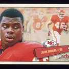 2001 Fleer Tradition Football #259 Frank Moreau - Kansas City Chiefs