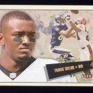 2001 Fleer Tradition Football #258 Travis Taylor - Baltimore Ravens