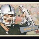 2001 Fleer Tradition Football #253 Greg Biekert - Oakland Raiders