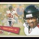 2001 Fleer Tradition Football #250 Terance Mathis - Atlanta Falcons