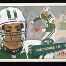 2001 Fleer Tradition Football #245 Vinny Testaverde - New York Jets