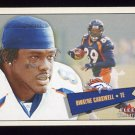 2001 Fleer Tradition Football #239 Dwayne Carswell - Denver Broncos
