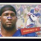 2001 Fleer Tradition Football #232 Antowain Smith - Buffalo Bills