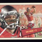 2001 Fleer Tradition Football #225 Dave Moore - Tampa Bay Buccaneers