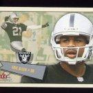 2001 Fleer Tradition Football #214 Eric Allen - Oakland Raiders