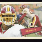 2001 Fleer Tradition Football #173 Sam Shade - Washington Redskins