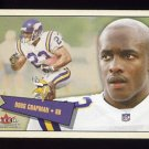 2001 Fleer Tradition Football #170 Doug Chapman - Minnesota Vikings