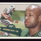 2001 Fleer Tradition Football #159 Laveranues Coles - New York Jets