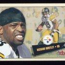 2001 Fleer Tradition Football #125 Richard Huntley - Pittsburgh Steelers