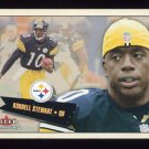 2001 Fleer Tradition Football #090 Kordell Stewart - Pittsburgh Steelers