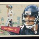 2001 Fleer Tradition Football #079 Doug Johnson - Atlanta Falcons