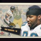 2001 Fleer Tradition Football #064 Tony Brackens - Jacksonville Jaguars