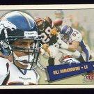 2001 Fleer Tradition Football #061 Bill Romanowski - Denver Broncos