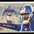 2001 Fleer Tradition Football #030 Jessie Armstead - New York Giants