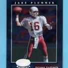 2001 Leaf Certified Materials Football #039 Jake Plummer - Arizona Cardinals