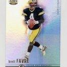2001 Pacific Dynagon Football #35 Brett Favre - Green Bay Packers