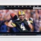 2001 Pacific Invincible Widescreen #06 Brett Favre - Green Bay Packers 2413/2500